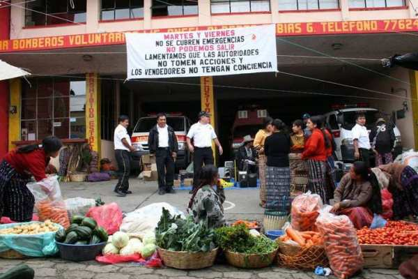 Mercado Guatemala