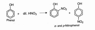 Nitration Of Phenol, phenol nitration, No2, phenol notes , crackchemistry