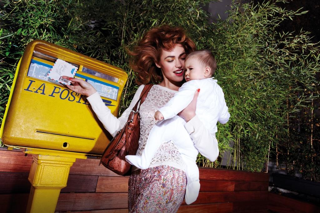 *KOOKAÏ  2013春夏形系列:時尚攝影師Steve Hiette詮釋自信女人形象 2