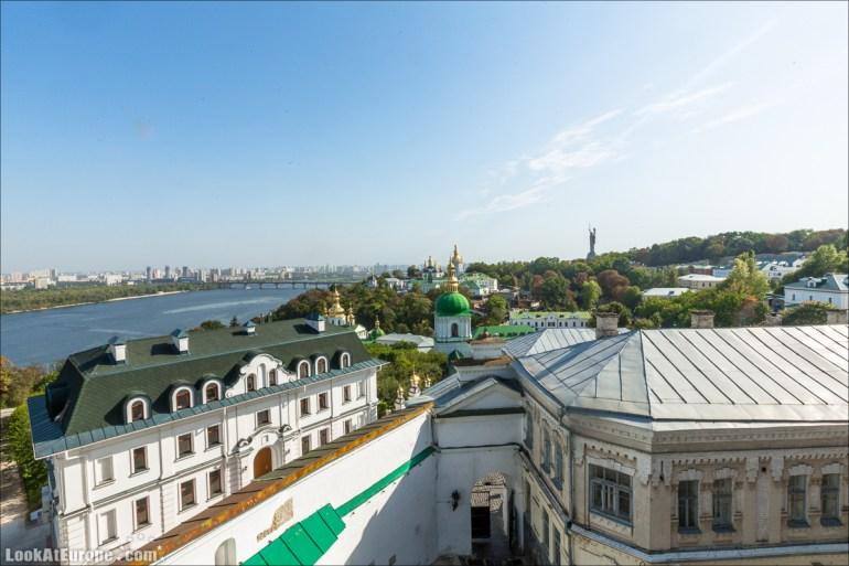 Киево-Печерская лавра. Блог LookAtIsrael.com путешествует по Украине | Kiev Pechersk Lavra