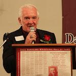 2012 Bartelma Hall of Fame inductee Bill Hinchley.