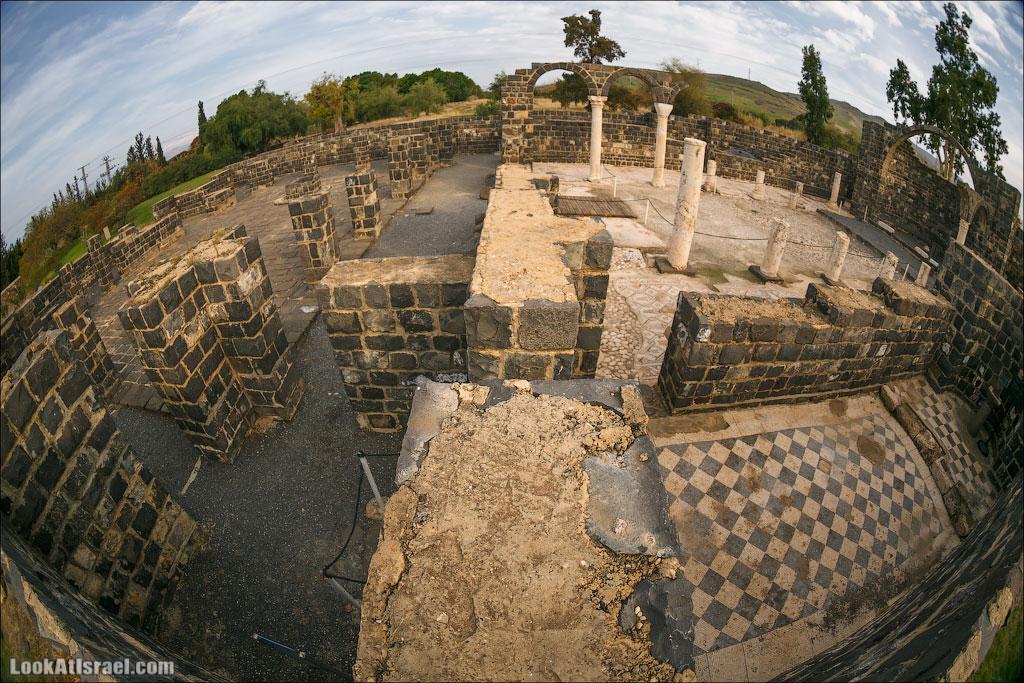 Национальный парк Курси | Kursi | LookAtIsrael.com - Фото путешествия по Израилю