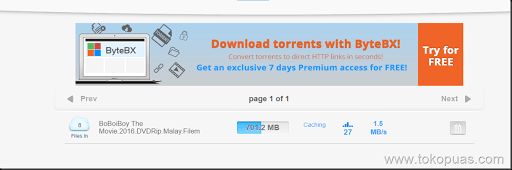 trik cepat mendownload file dari torrent