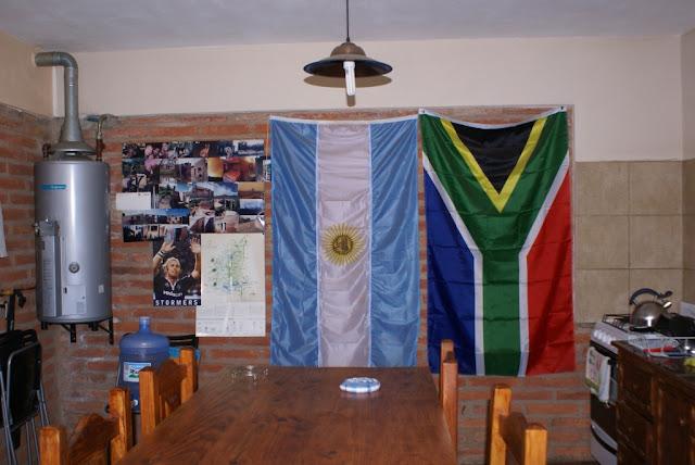 Hostel Tinktinkie in Santa Rosa de Calamuchita,Argentina