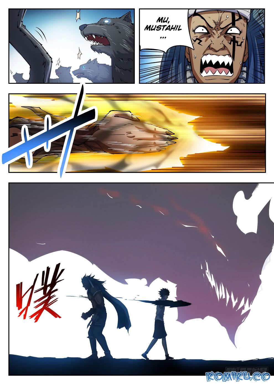 Manga Hunter Age Chapter 221 gambar ke-5