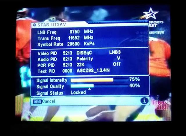 Star sports First Added on DD Freedish 1