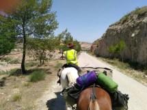 2000 Mile Aisle Horseback Technical Failure