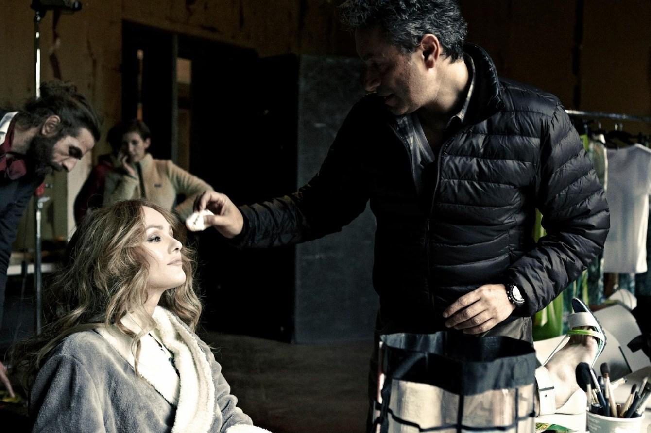 *H&M 新一季Conscious collection:牙縫美人Vanessa Paradis擔綱形象拍攝! 2