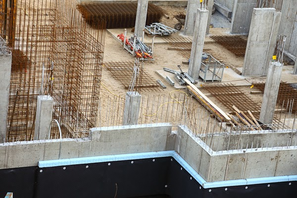 Systems Contracting Complex Structural Concrete