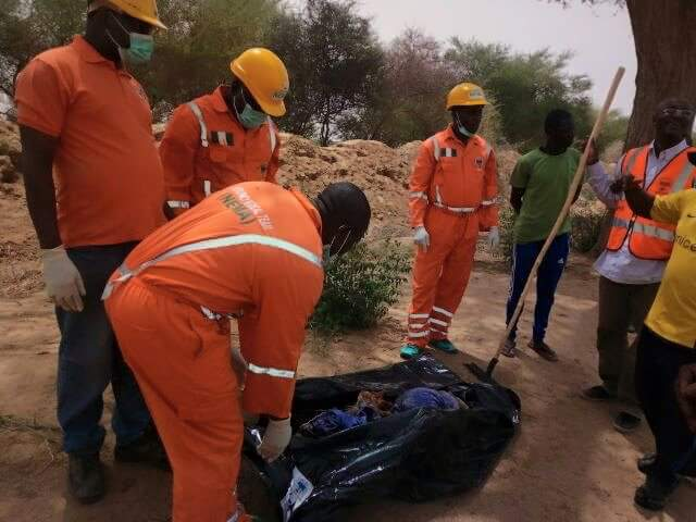 Photos From A Foiled Suicide Bomb At University Of Maiduguri