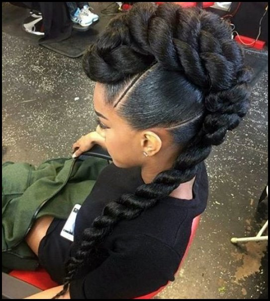 2018 Chic African American Braids For Women The Hot New Look 3