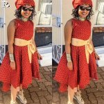 Chic and trendy Seshweshwe for the modern lady