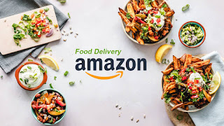 Amazon dispatches food conveyance administration in India