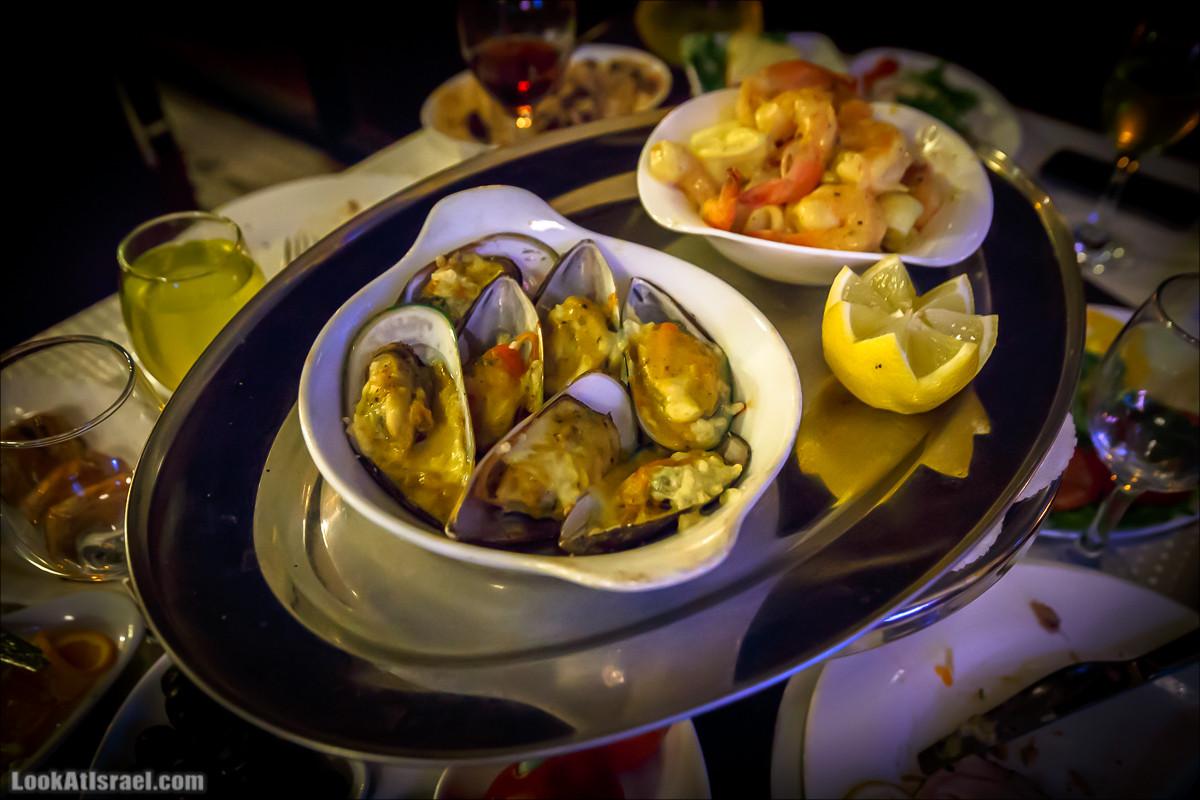 Ресторан Конкорд, Ашдод | Concord restaurant, Ashdod | LookAtIsrael.com - Фото путешествия по Израилю
