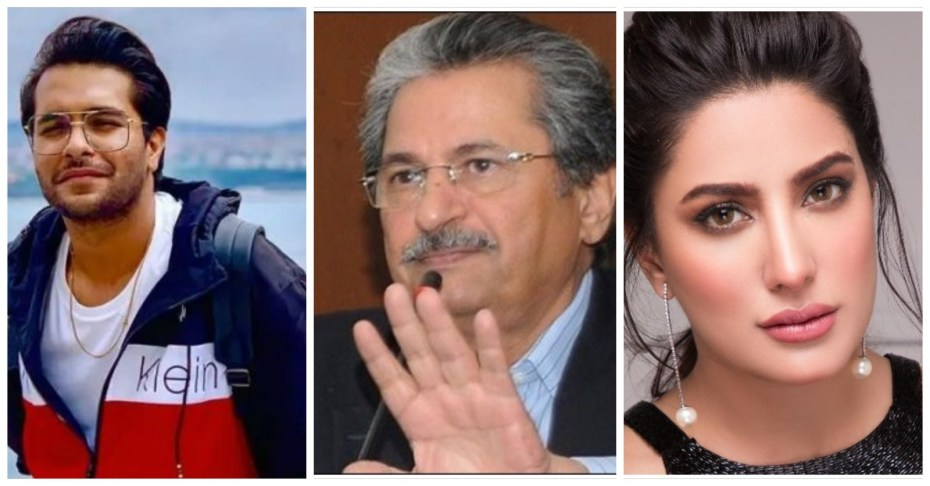 Celebrities appreciated government decision for postponing the students exams
