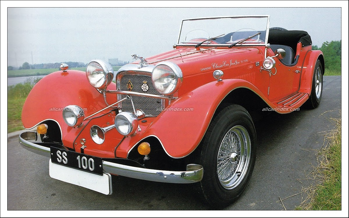 Classic Car Jan 223 Sen Classic Car Janssen Germany
