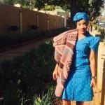 Stylish Shweshwe Dresses For Outing