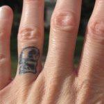 awesome wedding ring tattoos 2015 2016