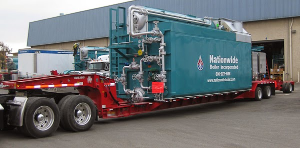 Nationwide Boiler 82.5 Rental Boiler