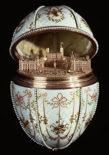 The Fabulous Faberg Eggs of The Russian Imperial Family  Amusing Planet