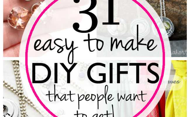 31 Easy Inexpensive Diy Gifts Your Friends And Family Will Love Creative Green Living