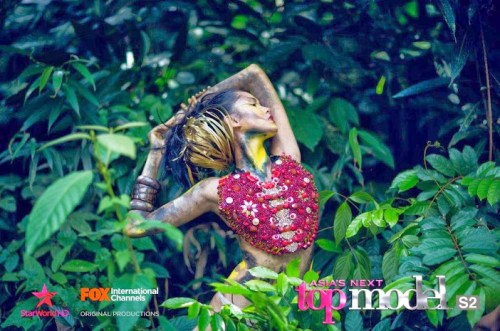 Asia's Next Top Model Cycle 2: The Girl with a Wild Side | Jodilly Pendre