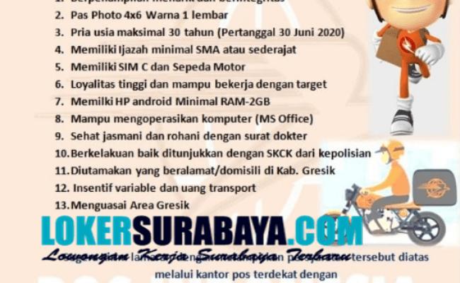 Karir Jawa Timur Di Pt Pos Indonesia Persero Gresik Juni 2020 Lowongan Kerja Surabaya Resep Kuini