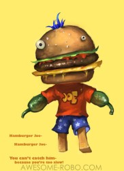 Junk Food Monsters Will Haunt Your Nightmares Foodiggity