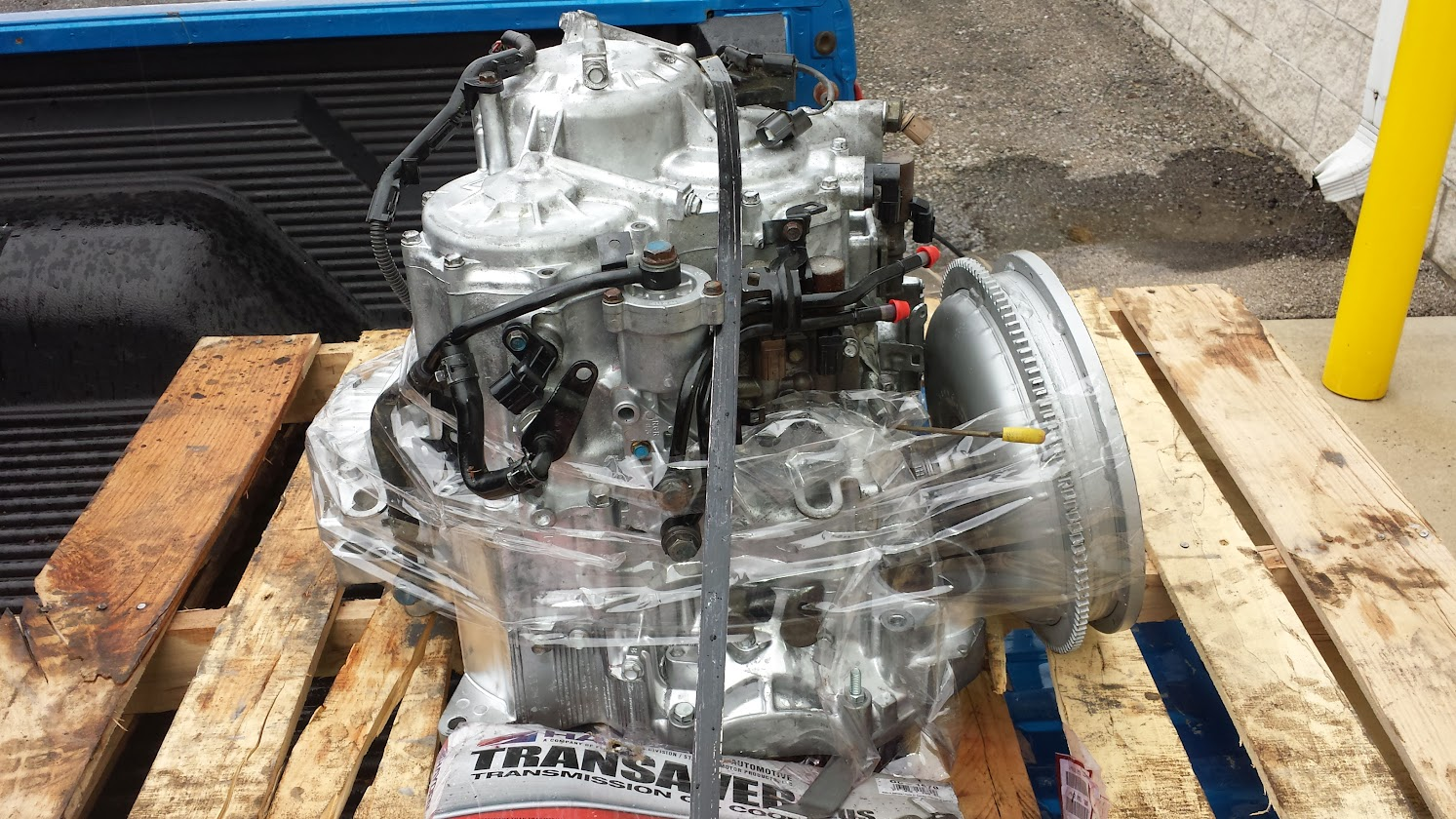 hight resolution of here are a few pictures of the new transmission