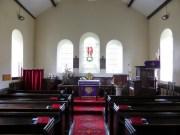 Inside Newlands Church
