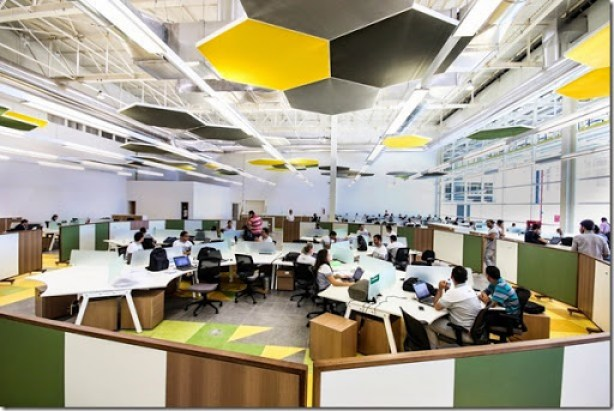 Communication Center - Escritórios Abertos (6)
