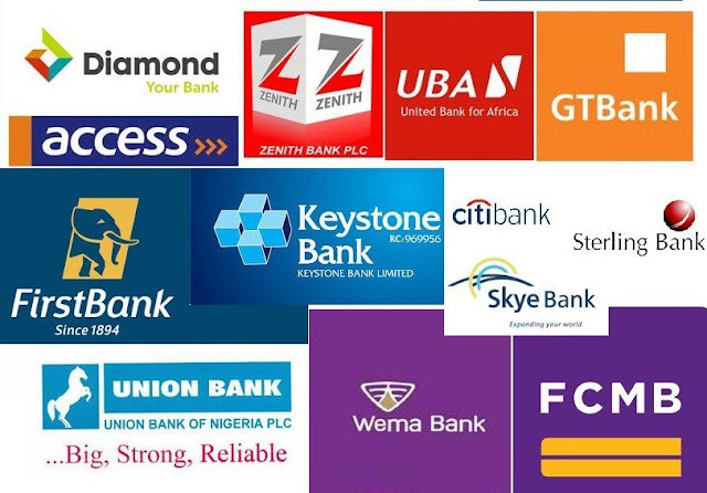 List of Nigerian Commercial Banks