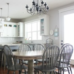 Kitchen Table And Chair Dining Chairs Hong Kong Makeover 320 Sycamore How To Refinish A