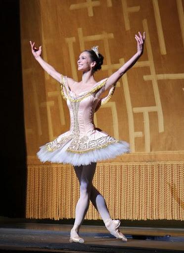 Polina Semionova Height