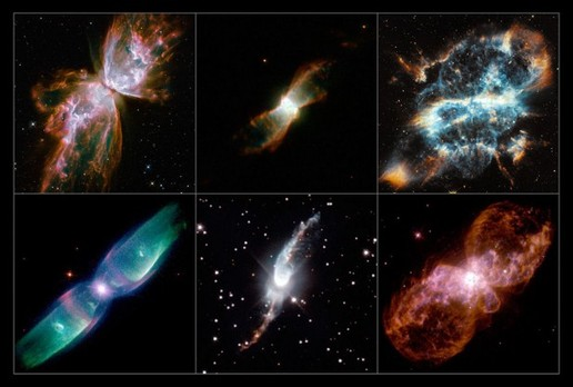 nebula bipolar
