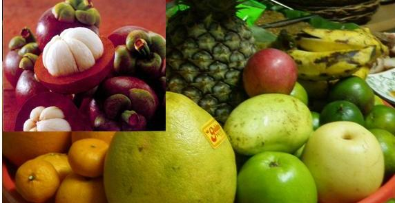 mangosteen and other fruits health benefits