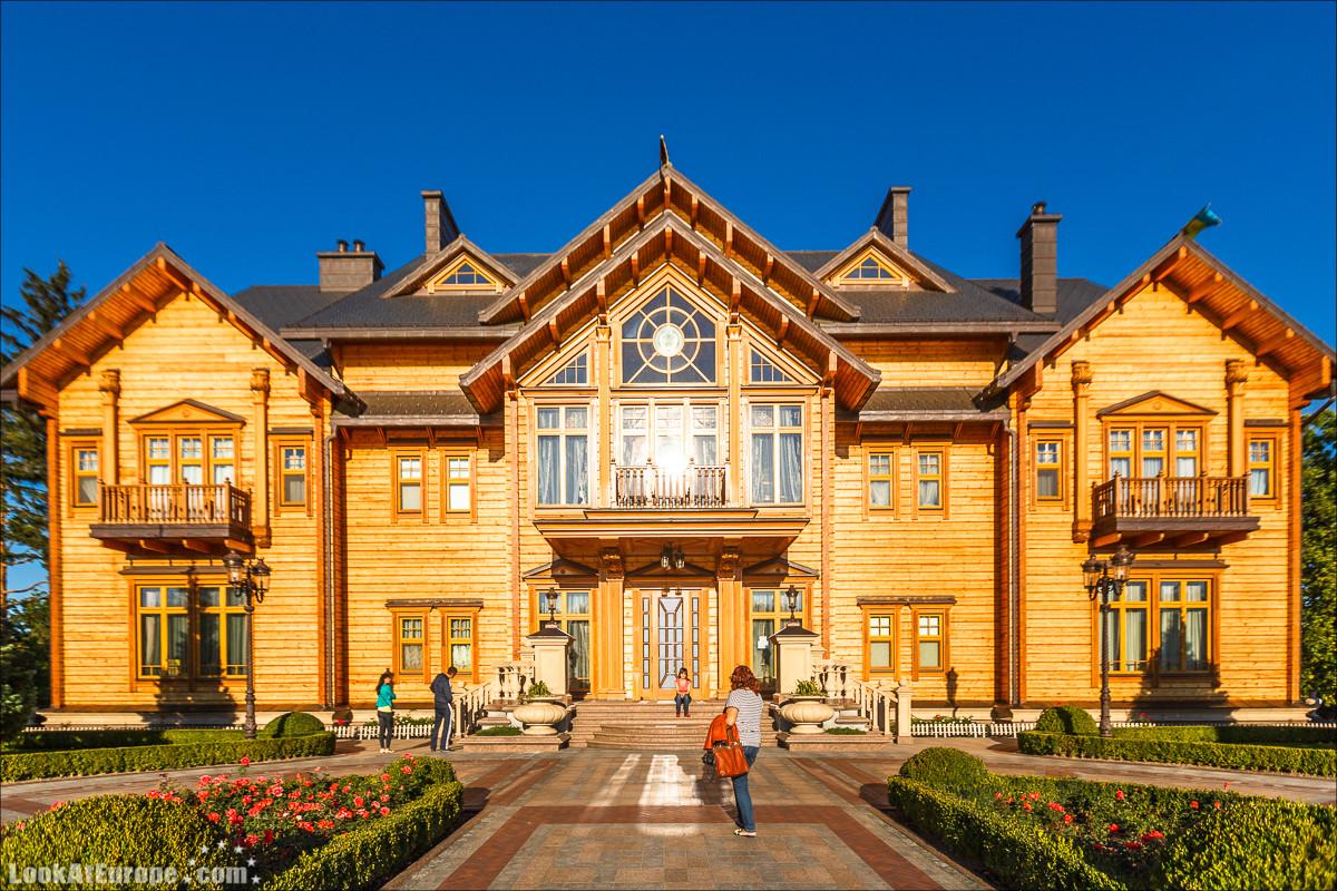 Музей коррупции Межигорье   Блог LookAtIsrael.com путешествует по Украине