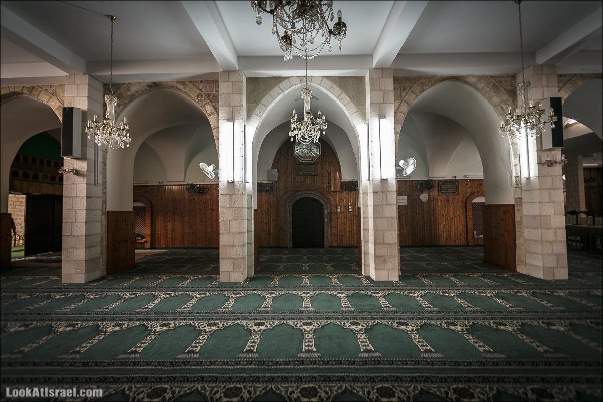 Назарет, Белая мечеть | Nazareth, White Mosque | LookAtIsrael.com - Фото путешествия по Израилю