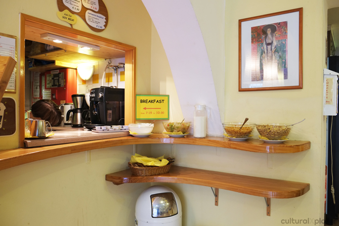 Hostel Ruthensteiner Breakfast