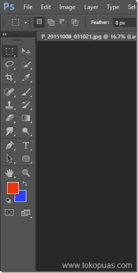 trik efek warna photoshop trik efek