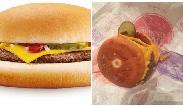 Top 5 McDonald's First World Problems