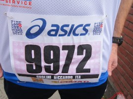 Firenze Marathon by Riki