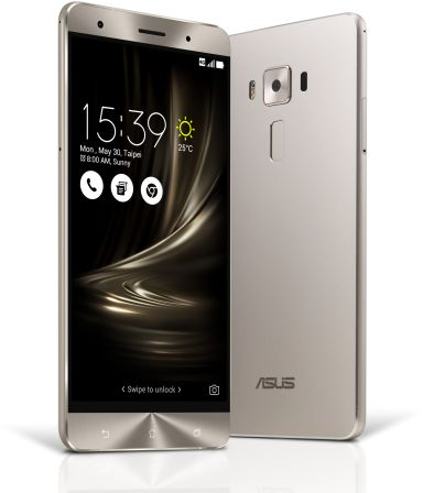 Asus Releases 3 new Flagship Devices (Specifications) - Zenfone3, Zenfone Deluxe, Zenfone Ultra 2