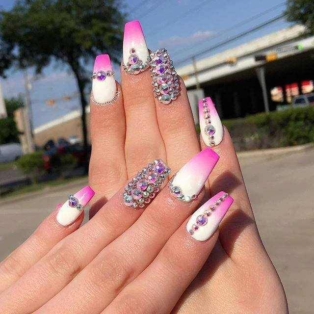 #10 Pics Of Summer Nails Ideas