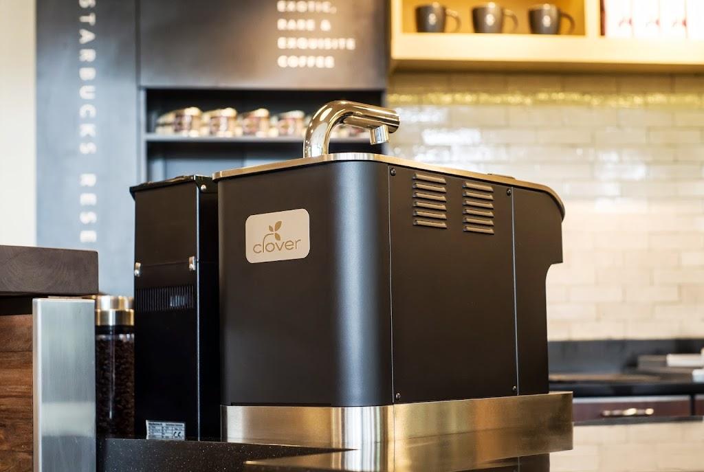 Starbucks' Clover machine