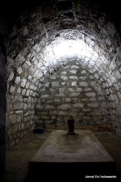 View dalam Makam Perdana Mentri Abdul Samad Ompu Lamani