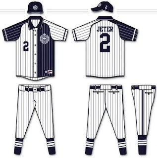 Tommy Hilfiger Yankees jersey