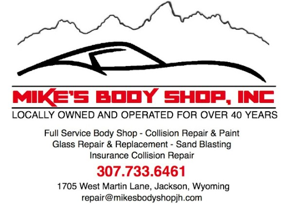Mike's Body Shop | 307-733-6461| Auto Body Shop