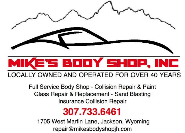 jackson wy auto body repair shop