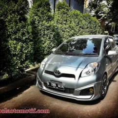 Toyota Yaris Trd Sportivo Modifikasi Brand New Camry Se S Limited A/t Medium ...